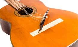 壊れているギター
