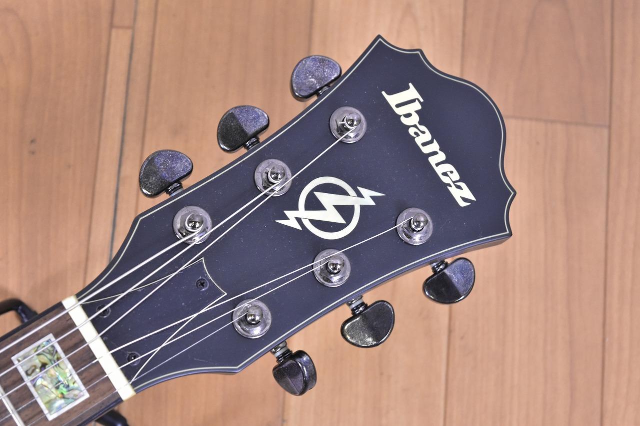 アイバニーズフルアコ・ギターヘッド