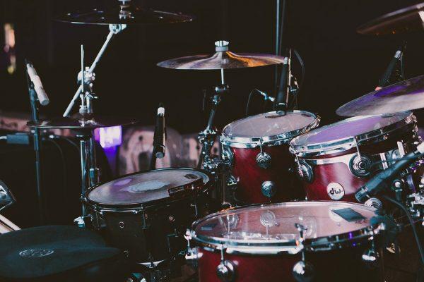 DWのドラム