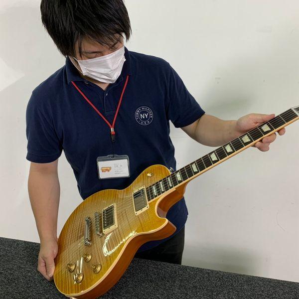 ギターの高額査定のポイント