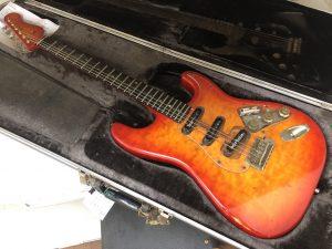 ギターの高額買取のポイント