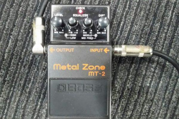 メタルゾーン